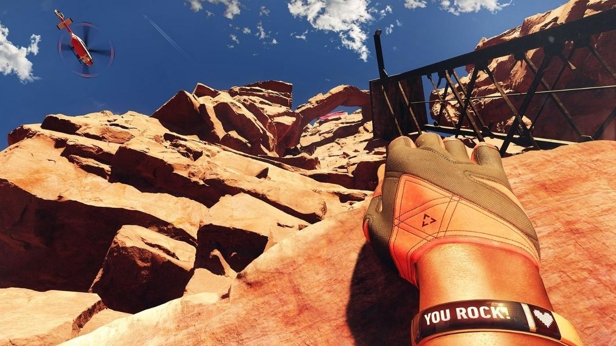 Mit The Climb und Free Solo zu neuen Höhen aufsteigen