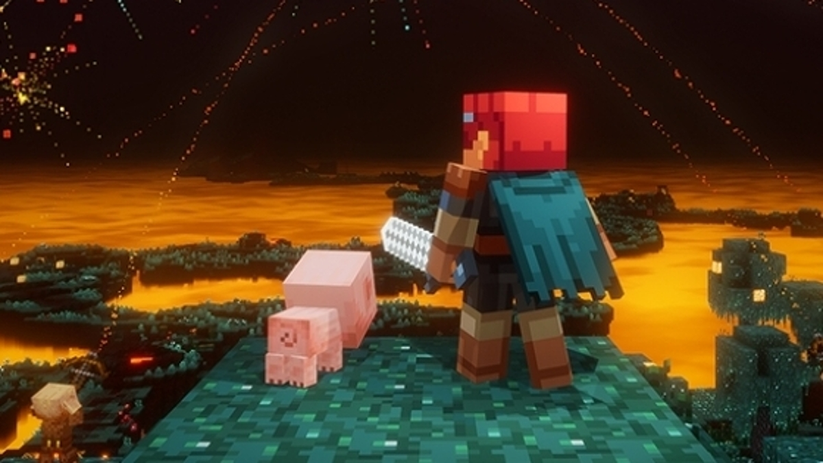Minecraft Dungeons erreicht 10 Mio. Spieler