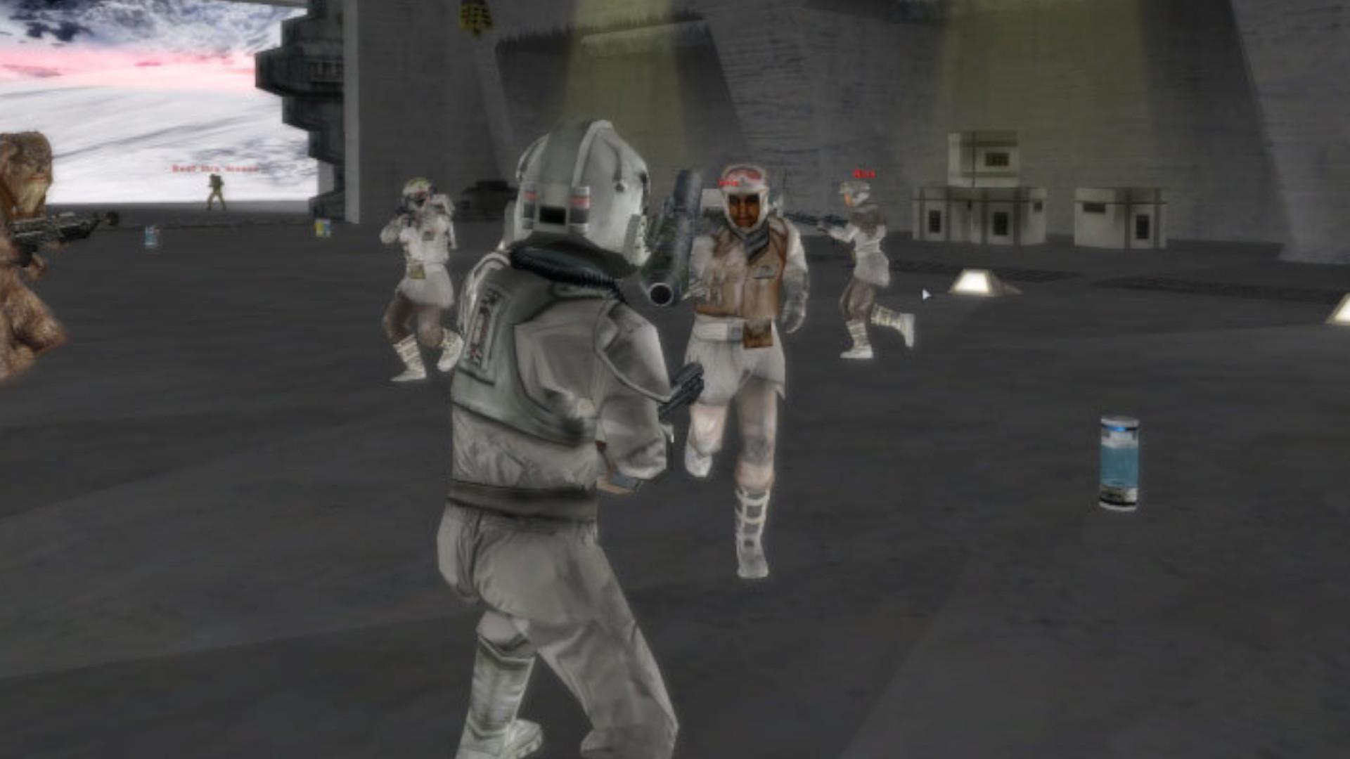 Star Wars Battlefront 2 (das Original) bekommt einen neuen Patch und die Spieler...